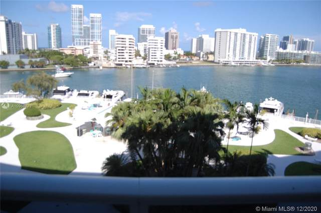 900 Bay Dr #516, Miami Beach, FL 33141 (MLS #A10966772) :: KBiscayne Realty