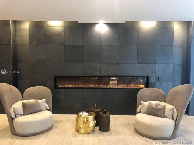 488 NE 18th St #3105, Miami, FL 33132 (MLS #A10966784) :: Castelli Real Estate Services