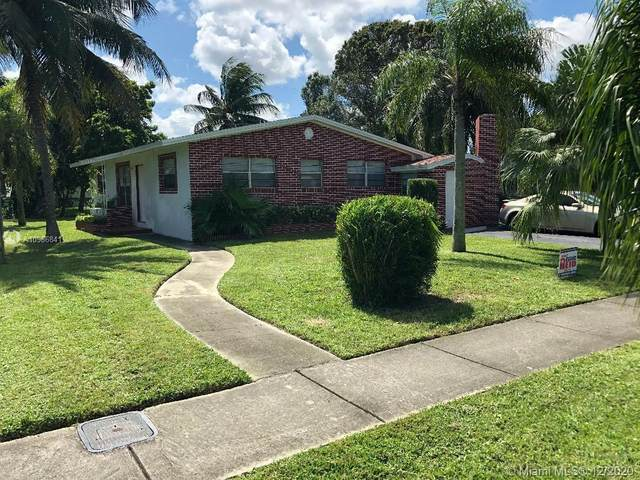 3460 NW 3rd St, Lauderhill, FL 33311 (MLS #A10966841) :: Miami Villa Group