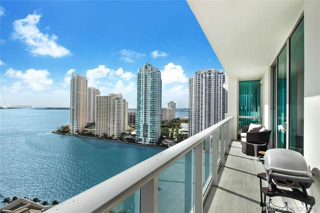 300 S Biscayne Blvd T1916, Miami, FL 33131 (MLS #A10966956) :: The Riley Smith Group