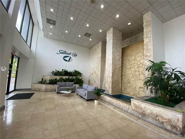 13499 Biscayne Blvd #1111, North Miami, FL 33181 (MLS #A10966961) :: The Teri Arbogast Team at Keller Williams Partners SW