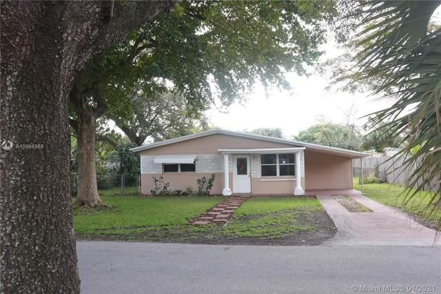5636 Farragut St, Hollywood, FL 33021 (MLS #A10966968) :: Castelli Real Estate Services