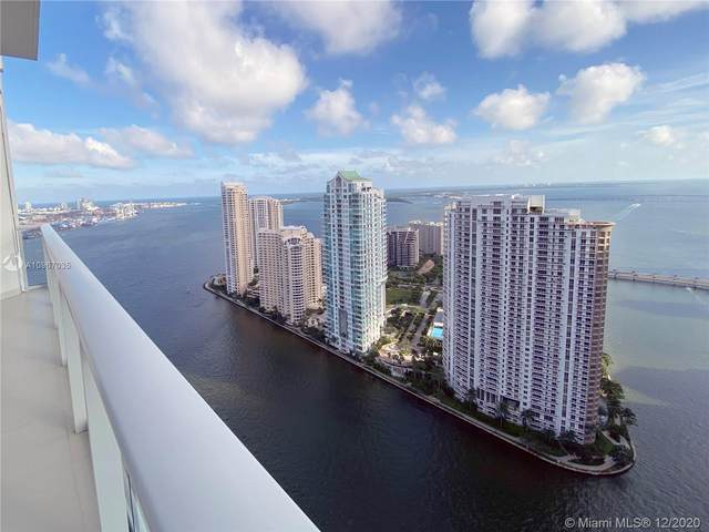 300 S Biscayne Blvd Ph-4002, Miami, FL 33131 (MLS #A10967035) :: The Teri Arbogast Team at Keller Williams Partners SW
