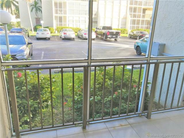 701 Three Islands Blvd #108, Hallandale Beach, FL 33009 (MLS #A10967103) :: Carole Smith Real Estate Team