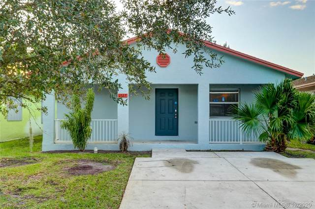 2527 NW 23rd Ave, Fort Lauderdale, FL 33311 (MLS #A10967149) :: Berkshire Hathaway HomeServices EWM Realty