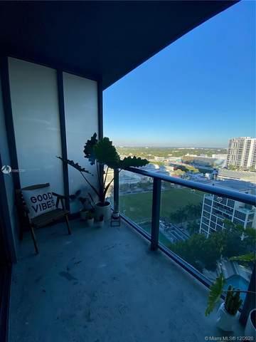 121 NE 34th St #1715, Miami, FL 33137 (MLS #A10967293) :: Green Realty Properties