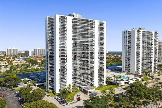 3625 N Country Club Dr #1209, Aventura, FL 33180 (MLS #A10967318) :: Green Realty Properties
