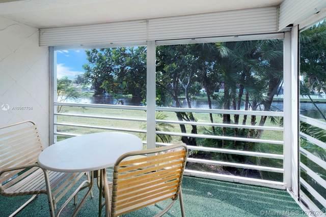 12001 Poinciana Blvd #206, Royal Palm Beach, FL 33411 (MLS #A10967704) :: Green Realty Properties