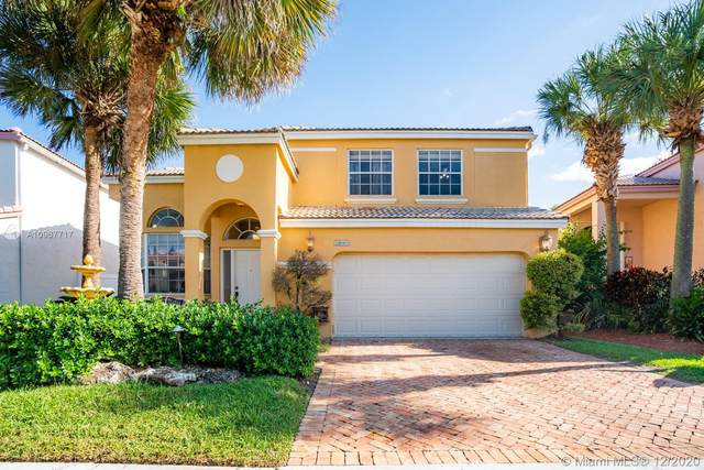 1041 NW 156th Ave, Pembroke Pines, FL 33028 (MLS #A10967717) :: Laurie Finkelstein Reader Team