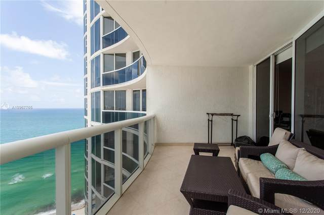 17201 Collins Ave #2407, Sunny Isles Beach, FL 33160 (MLS #A10967765) :: Albert Garcia Team