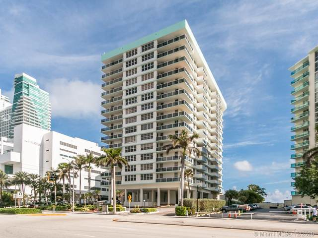 3725 S Ocean Dr #319, Hollywood, FL 33019 (MLS #A10967771) :: Castelli Real Estate Services