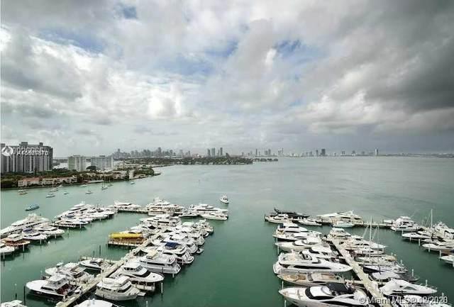 1900 Sunset Harbour Dr #1808, Miami Beach, FL 33139 (MLS #A10967870) :: Patty Accorto Team