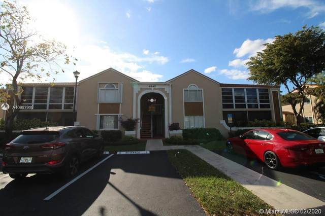 4640 NW 102nd Ave 103-16, Doral, FL 33178 (MLS #A10967903) :: Re/Max PowerPro Realty