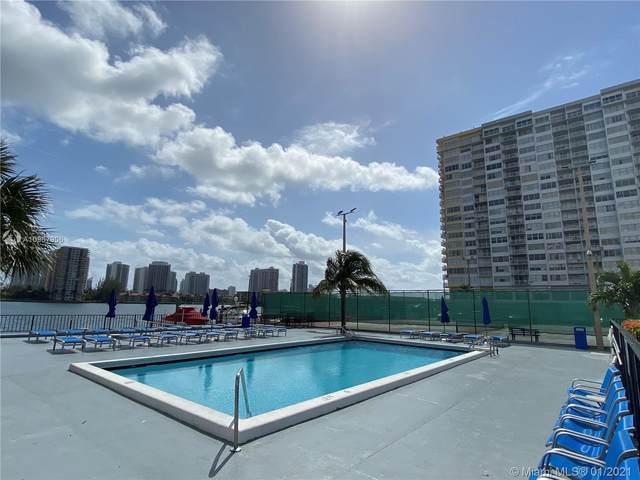 2780 NE 183rd St #215, Aventura, FL 33160 (MLS #A10967906) :: Green Realty Properties
