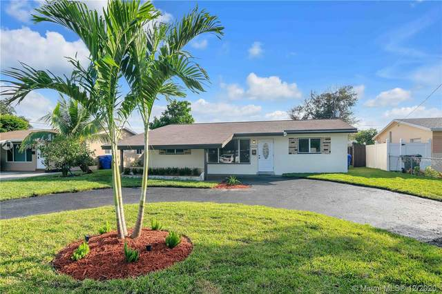 6710 Pershing St, Hollywood, FL 33024 (MLS #A10967910) :: THE BANNON GROUP at RE/MAX CONSULTANTS REALTY I