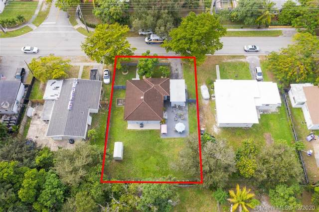 13825 NE 16th Ave, North Miami, FL 33161 (MLS #A10967912) :: THE BANNON GROUP at RE/MAX CONSULTANTS REALTY I