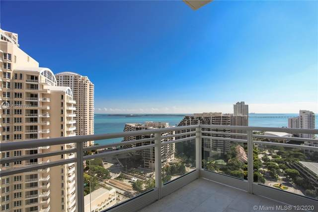 900 Brickell Key Blvd #1904, Miami, FL 33131 (MLS #A10967997) :: Castelli Real Estate Services