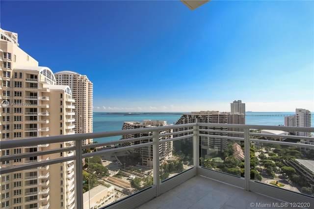 900 Brickell Key Blvd #1904, Miami, FL 33131 (MLS #A10967997) :: Compass FL LLC