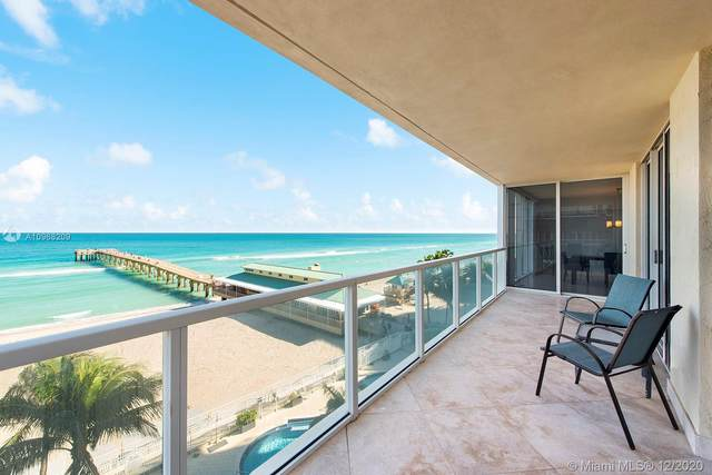 16699 Collins Ave #601, Sunny Isles Beach, FL 33160 (MLS #A10968209) :: Castelli Real Estate Services