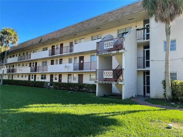 1550 NE 191st St #210, Miami, FL 33179 (MLS #A10968253) :: Green Realty Properties