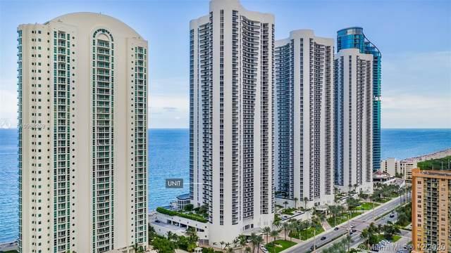 16001 Collins Ave #1003, Sunny Isles Beach, FL 33160 (MLS #A10968259) :: Patty Accorto Team