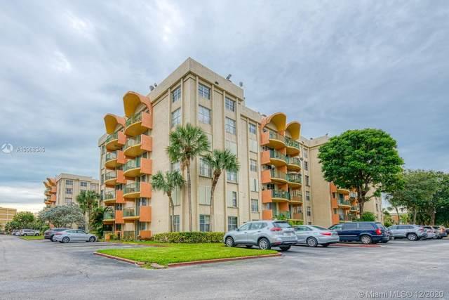 9320 Fontainebleau Blvd #211, Miami, FL 33172 (MLS #A10968346) :: Albert Garcia Team