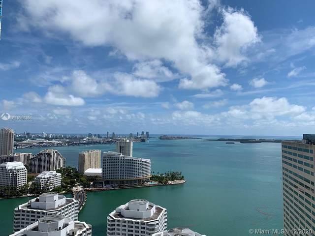 951 Brickell Ave #3808, Miami, FL 33131 (MLS #A10968361) :: Patty Accorto Team