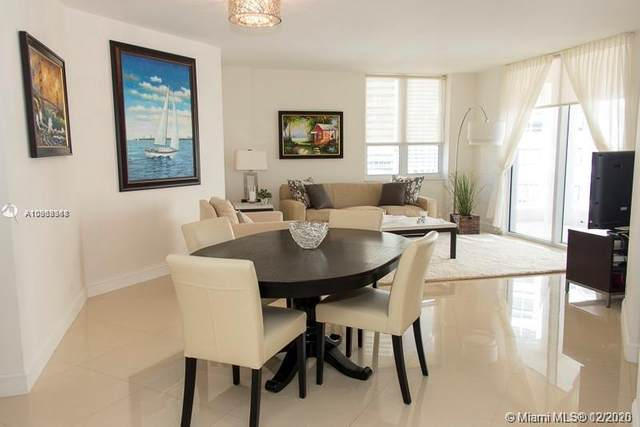 701 Brickell Key Blvd #2504, Miami, FL 33131 (MLS #A10968368) :: Green Realty Properties