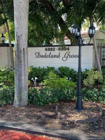 6886 N Kendall Dr D309, Pinecrest, FL 33156 (MLS #A10968381) :: Green Realty Properties