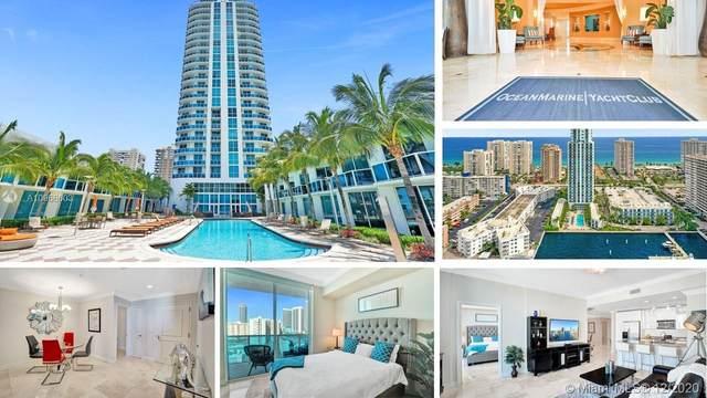 1945 S Ocean Dr #1209, Hallandale Beach, FL 33009 (MLS #A10968603) :: Dalton Wade Real Estate Group