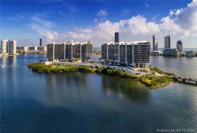 5000 Island Estates Dr #708, Aventura, FL 33160 (MLS #A10968703) :: Patty Accorto Team