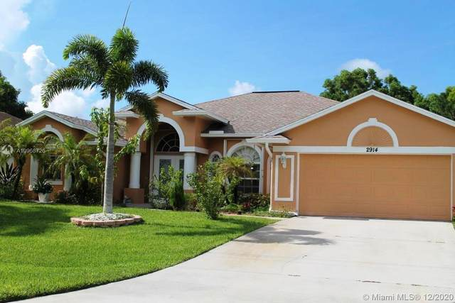 2914 SW Boxwood Cir, Port Saint Lucie, FL 34953 (MLS #A10968726) :: THE BANNON GROUP at RE/MAX CONSULTANTS REALTY I