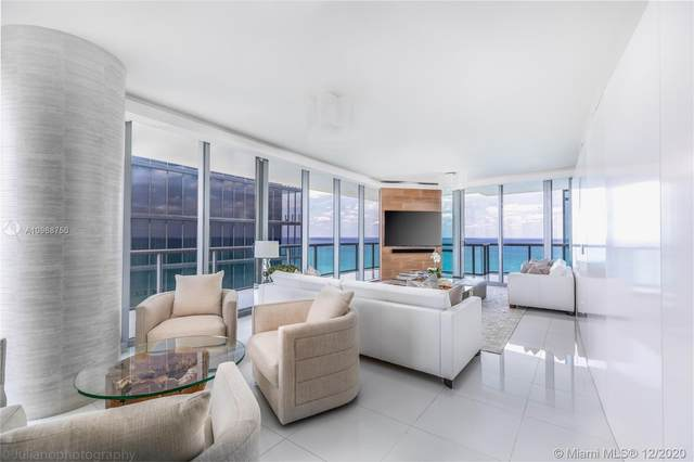 17121 Collins Ave #3208, Sunny Isles Beach, FL 33160 (MLS #A10968750) :: Jo-Ann Forster Team