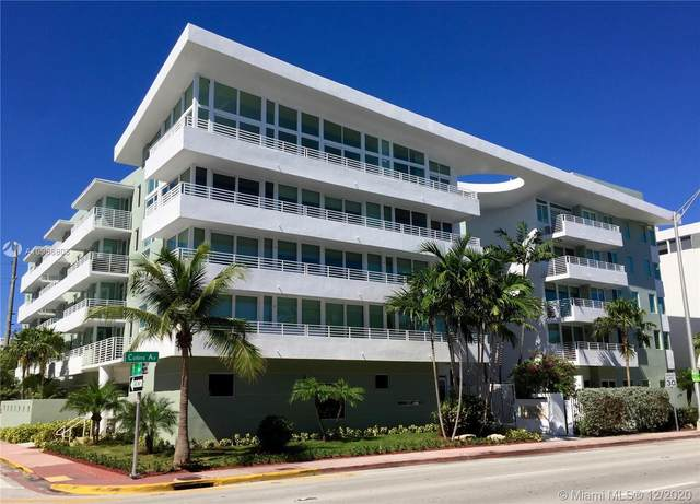 7800 Collins Ave #307, Miami Beach, FL 33141 (MLS #A10968803) :: The Teri Arbogast Team at Keller Williams Partners SW