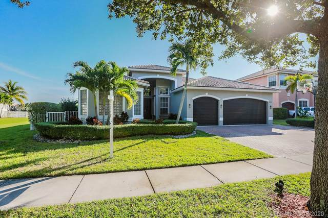 4965 SW 186th Way, Miramar, FL 33029 (MLS #A10968895) :: THE BANNON GROUP at RE/MAX CONSULTANTS REALTY I