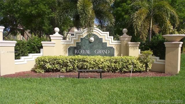2640 S University Dr #124, Davie, FL 33328 (MLS #A10968903) :: Carole Smith Real Estate Team