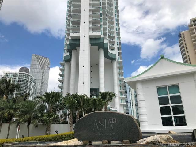 900 Brickell Key Blvd #2702, Miami, FL 33131 (MLS #A10968939) :: Compass FL LLC