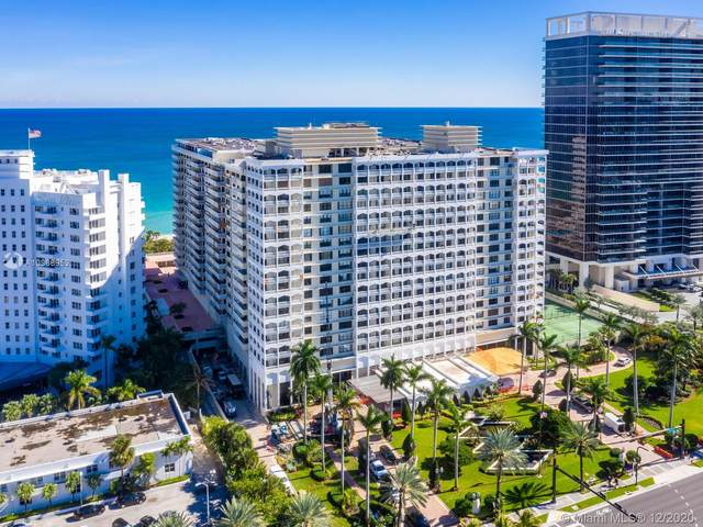 9801 Collins Ave 20-O, Bal Harbour, FL 33154 (MLS #A10968952) :: Green Realty Properties