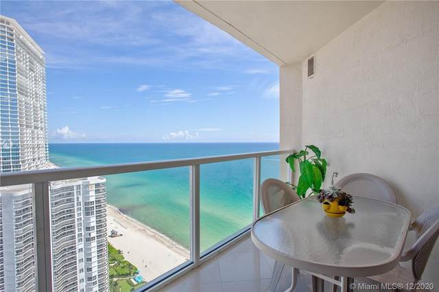 16699 Collins Ave #3605, Sunny Isles Beach, FL 33160 (MLS #A10968974) :: Castelli Real Estate Services