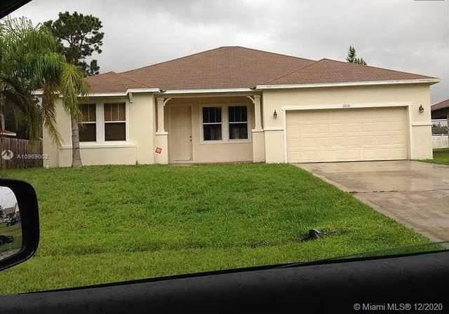 1010 SW Dubuque Ave, Port Saint Lucie, FL 34953 (MLS #A10969002) :: Miami Villa Group
