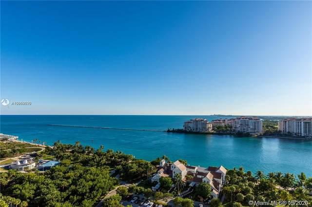 400 S Pointe Dr #1904, Miami Beach, FL 33139 (MLS #A10969020) :: Carole Smith Real Estate Team