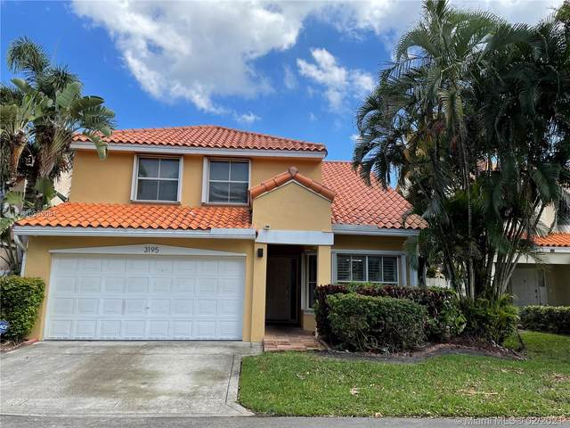 3195 N 36th Ave, Hollywood, FL 33021 (MLS #A10969061) :: The Riley Smith Group