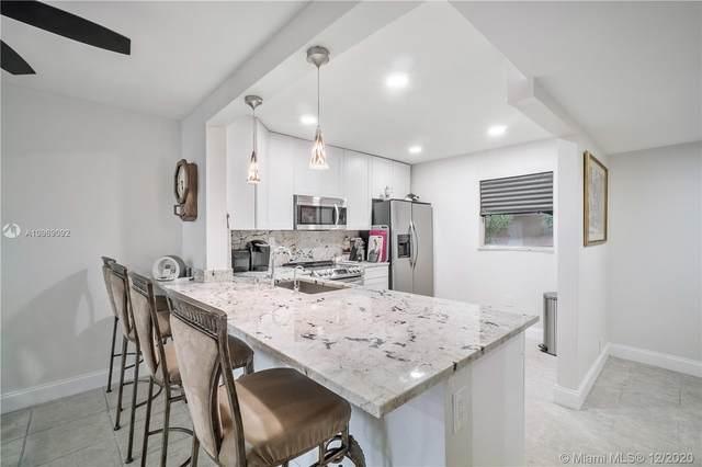 2800 Somerset Dr 112J, Lauderdale Lakes, FL 33311 (MLS #A10969092) :: Green Realty Properties
