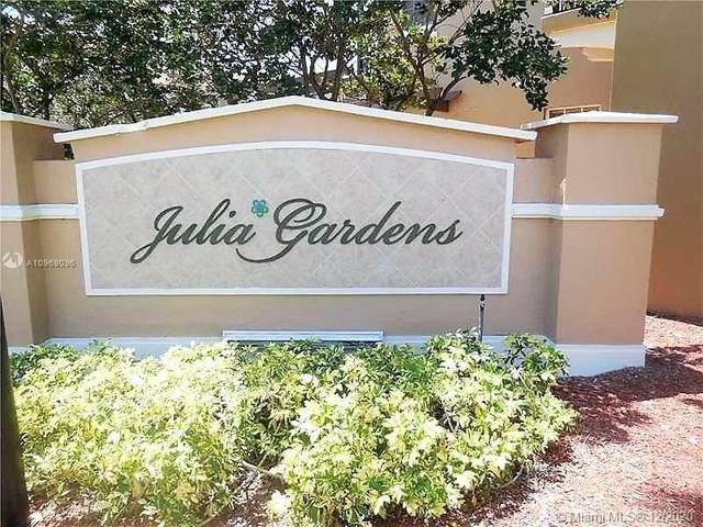 6875 Julia Gardens Dr, Coconut Creek, FL 33073 (MLS #A10969096) :: Albert Garcia Team
