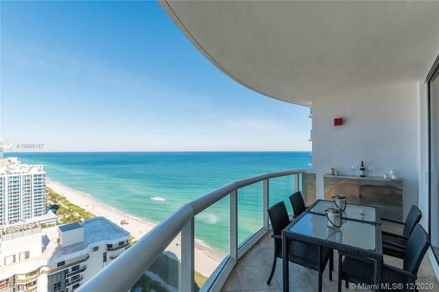 6365 Collins Ave #2909, Miami Beach, FL 33141 (MLS #A10969167) :: Douglas Elliman