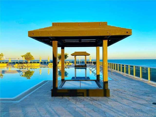 1830 S Ocean Dr #4905, Hallandale Beach, FL 33009 (MLS #A10969168) :: Green Realty Properties