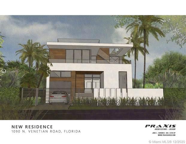 1092 N Venetian Dr, Miami, FL 33139 (MLS #A10969170) :: Prestige Realty Group