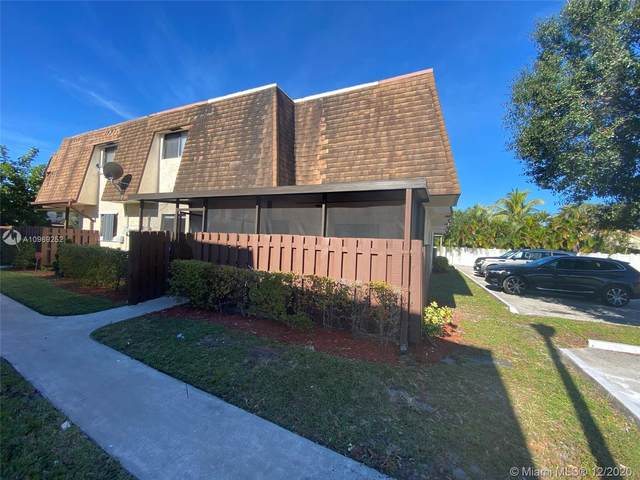 162 San Remo Blvd #162, North Lauderdale, FL 33068 (MLS #A10969252) :: Carole Smith Real Estate Team