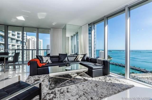 485 Brickell Ave #2710, Miami, FL 33131 (MLS #A10969348) :: Green Realty Properties