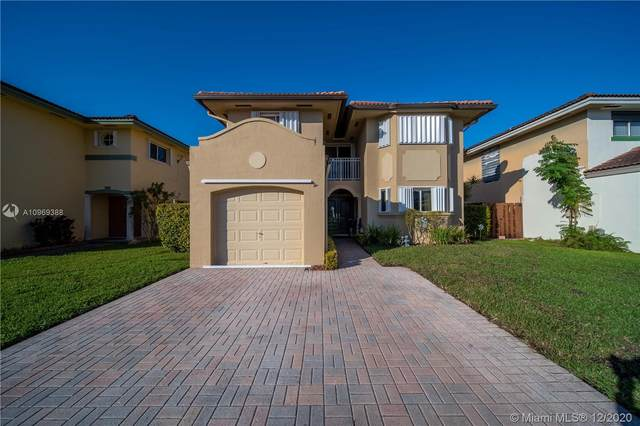 14157 SW 164th Ter, Miami, FL 33177 (MLS #A10969388) :: THE BANNON GROUP at RE/MAX CONSULTANTS REALTY I